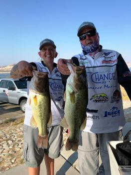 Team Van Tassel 2 Powell awesome largemouth