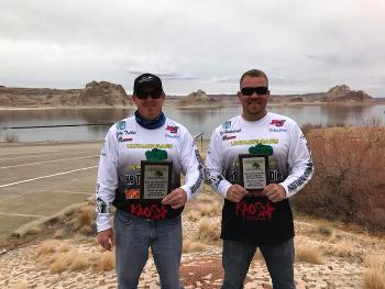 3/10/18 Talbot & Hatabaugh 2nd at Powell 15.73 lb.