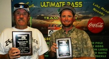 Raynor & Raynor 3rd place 20.23 lbs.