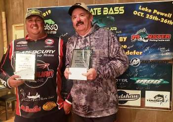 Dunson and Hammond 5th at UBTT TOC 19.06 lbs.