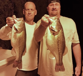 Gorham & Johnson 1st at Quail 19.17 lbs.