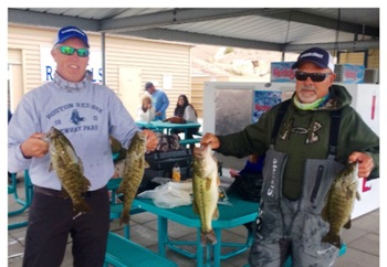 Hansen & Crowther 1st Lake Mead 13.82 lb.